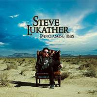 [Steve Lukather Everchanging Times Album Cover]