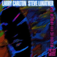[Steve Lukather No Substitutions: Live In Osaka Album Cover]