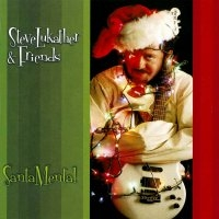 [Steve Lukather Santamental Album Cover]