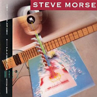 The Steve Morse Band High Tension Wires Album Cover
