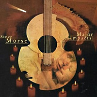 [The Steve Morse Band Major Impacts Album Cover]