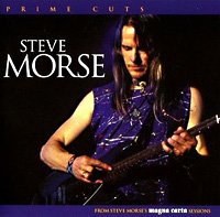 The Steve Morse Band Prime Cuts Album Cover