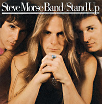 The Steve Morse Band Stand Up Album Cover