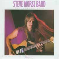 [The Steve Morse Band The Introduction Album Cover]