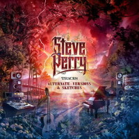[Steve Perry Traces (Alternate Versions and Sketches) Album Cover]