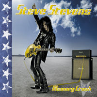 [Steve Stevens Memory Crash Album Cover]