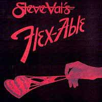 Steve Vai Flexable Album Cover
