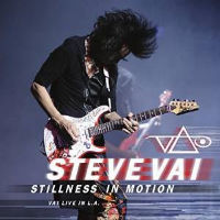 [Steve Vai Stillness In Motion: Vai Live In L.A Album Cover]