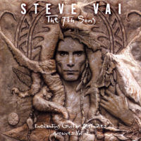 [Steve Vai The 7th Song - Archives Vol. 1 Album Cover]
