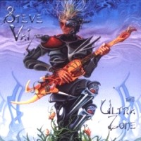 [Steve Vai The Ultra Zone Album Cover]