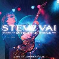 [Steve Vai Where The Other Wild Things Are Album Cover]
