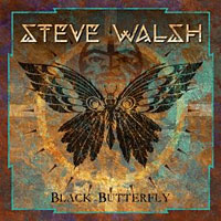 [Steve Walsh Black Butterfly Album Cover]