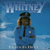 [Steve Whitney Band Boys in Blue Album Cover]