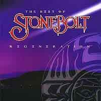 [Stonebolt Regeneration Album Cover]