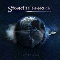 Storm Force Age Of Fear Album Cover