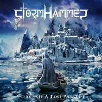 [StormHammer Echoes Of A Lost Paradise Album Cover]