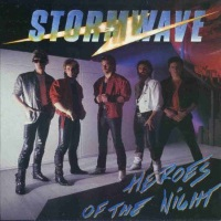 [Stormwave Heroes of the Night Album Cover]