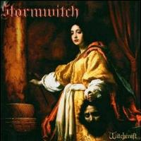 [Stormwitch Witchcraft Album Cover]