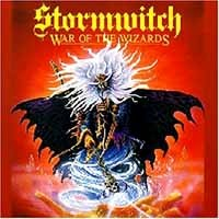 [Stormwitch War of the Wizards Album Cover]