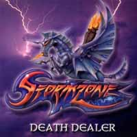 [Stormzone Death Dealer Album Cover]
