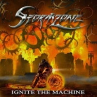 [Stormzone Ignite the Machine Album Cover]