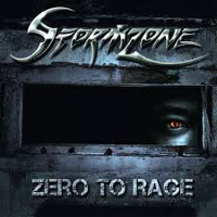 [Stormzone Zero to Rage Album Cover]