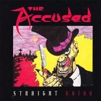 [The Accused Straight Razor Album Cover]