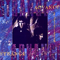 [Strange Advance The Distance Between Album Cover]