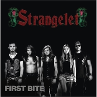 Strangelet First Bite Album Cover