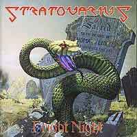 Stratovarius Fright Night Album Cover