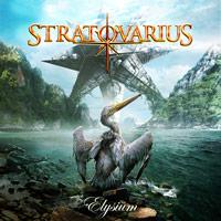 [Stratovarius Elysium Album Cover]