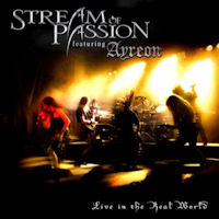 [Stream Of Passion Live In The Real World Album Cover]