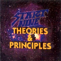 [Strict-Nine Theories And Principles Album Cover]