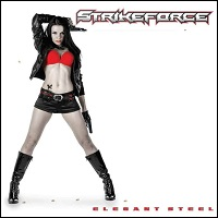 [Strikeforce Elegant Steel  Album Cover]
