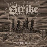 Strike We're Back Album Cover