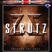[Strutz Through The Ages Album Cover]