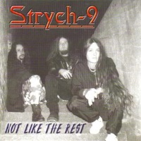 Strych-9 Not Like the Rest Album Cover