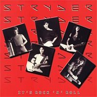 Stryder It's Rock N Roll Album Cover