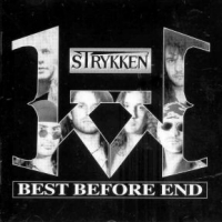 [Strykken Best Before End Album Cover]