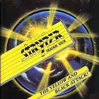 [Stryper The Yellow and Black Attack Album Cover]