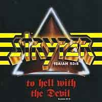 [Stryper To Hell With the Devil Album Cover]