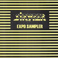 [Compilations Stryper Expo Sampler Album Cover]