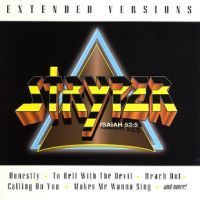 [Stryper Extended Versions Album Cover]