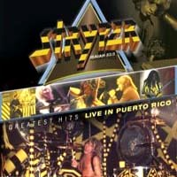 [Stryper Greatest Hits: Live in Puerto Rico Album Cover]