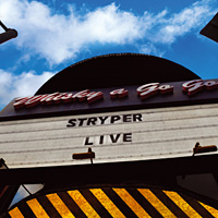 [Stryper Live at the Whisky Album Cover]