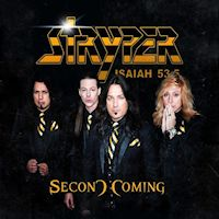 [Stryper Second Coming Album Cover]