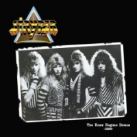 [Stryper The Roxx Regime Demos Album Cover]