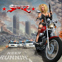 Stutz Keep Runnin Album Cover