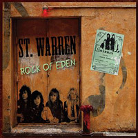 [St. Warren Rock Of Eden Album Cover]