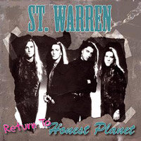[St. Warren Return To Honest Planet Album Cover]